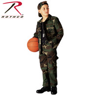 Rothco Kid's BDU Pants