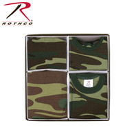 Rothco Infant 4 Piece Camo Boxed Gift Set