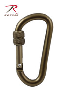 Rothco 80MM Locking Carabiner