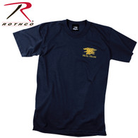 Rothco Official Navy Seals Team Logo T-shirt