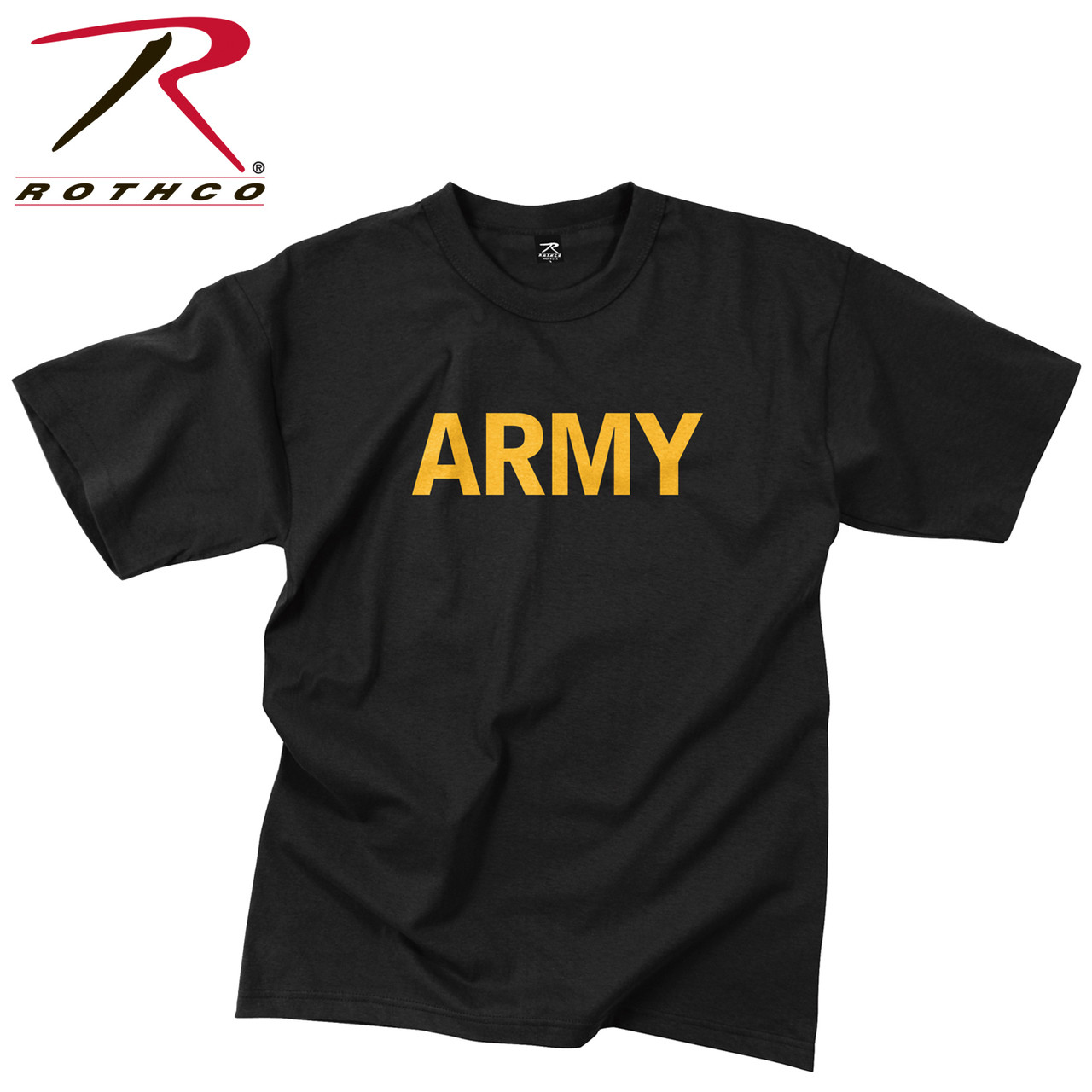 141667a0 Rothco Army T-Shirt - LMGS Online