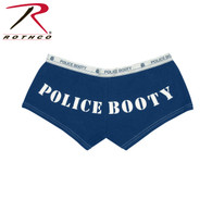 "Rothco ""Police Booty"" Booty Shorts & Tank Top"