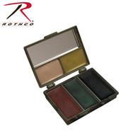 Rothco Woodland / OCP Camo Face Paint Compact