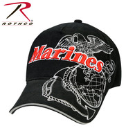 Rothco Deluxe Marines Eagle, Globe & Anchor Low Pro Cap