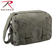 Rothco Vintage Canvas Outback Messenger Bag