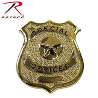 Rothco Special Officer Badge