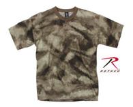Rothco A-TACS T-Shirt - AU Camo