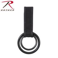 Rothco Two Ring Baton & Flashlight Holder