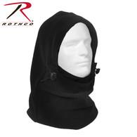 Rothco 3-In-1 Adjustable Double Layer Fleece Balaclava