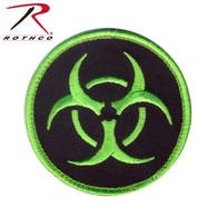 Rothco Biohazard Morale Patch