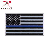 Rothco Thin Blue Line Flag Pin