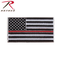 Rothco Thin Red Line Flag Pin