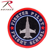 Rothco Fighter Pilot Morale Patch