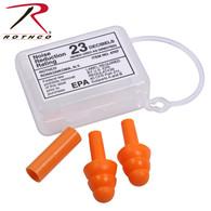 Rothco GI Type Silicon Earplugs