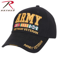 Rothco Army Vietnam Vet Deluxe Low Pro Cap