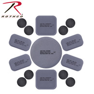 Rothco Tactical Helmet Replacement Pad Set