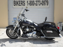 #4297 2013 HARLEY DAVIDSON FLHR ROAD KING
