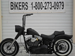 #3583 2011 SPENCER BOWMAN CUSTOM SOFTAIL