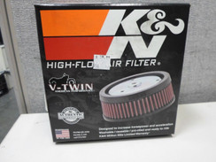 K&N Replacement Air Filter - HD-0800 H/D TWIN CAM SCREAMIN EAGLE ELEMENT