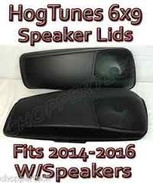 HOGTUNES 6X9 AUDIO LID KIT 2014 AND UP