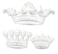 CX821 - Her Majesty Applique Set
