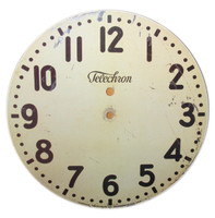 CIH060-8 - Modern Clock Face - 8""
