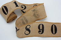 PSWY76 - Burlap Ribbon ( 1,2,3)