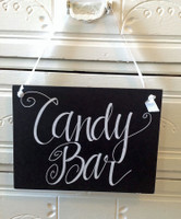 HM028 - Candy Bar Sign