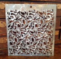 CIH202 - Metal Stencil Filigree