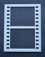 Film Strip 3x4""