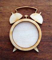 Alarm Clock Frame