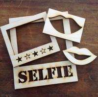 Polaroid Selfie Set
