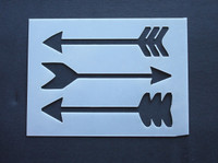 """Arrows 3x4"""""""