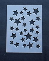Star shower 3x4""