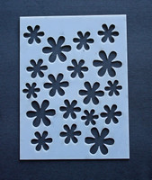 "Flower Shower 3x4"""