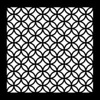 Circles 6x6