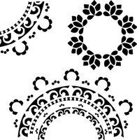 Doily Pieces
