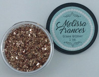 Glass Glitter-Copper 1oz