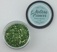 Glass Glitter-Green 1oz