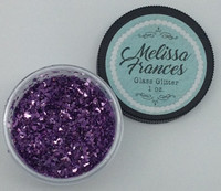 Glass Glitter-Purple 1oz