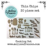 Thin Chips-Cooking Set-30 pcs