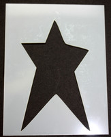 Primitive Star 3x4""