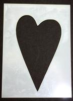 """Heart 3x4"""""""
