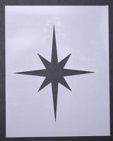 """Christmas Star 3x4"""""""