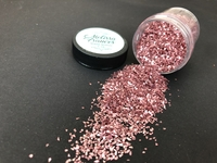 Glass Glitter-Pink 1oz
