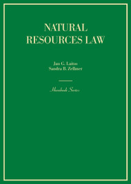 NATURAL RESOURCE LAW (HORNBOOK SERIES) (2015) 9780314290168