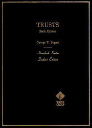 BOGERT'S TRUSTS (HORNBOOK SERIES) (6TH, 1987) 9780314351395