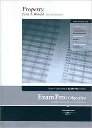 EXAM PRO ON PROPERTY - OBJECTIVE (2ND, 2007) 9780314180704