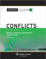 CASENOTE LEGAL BRIEFS: CONFLICTS KEYED TO BRILMAYER