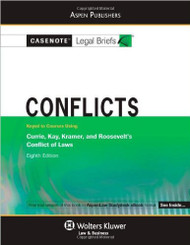 CASENOTE LEGAL BRIEFS: CONFLICTS KEYED TO CURRIE